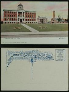 Agricultural College-Winnipeg Manitoba warwick  c 1905-10
