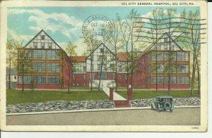 Oil City PA., Oil City General Hospital