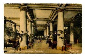 Canada - Manitoba, Winnipeg. Royal Alexandria Hotel, Rotunda