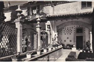 Spain Cartuja De Valldemosa Jardin de la Celda Chopin Photo