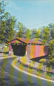 Stevenson Road Covered Bridge #15 Xenia Ohio