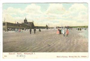 Easton's Beach, Newport, Rhode Island, 1900-1910s