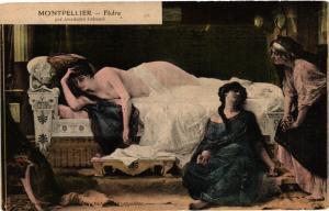 CPA  Monpellier - Fédre par Alexandre Cabanel    (511189)