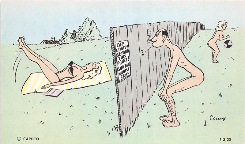 Costa rica nudist colony