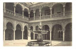 Sevilla - Patio de la casa de Pilatos , Spain, 1890s