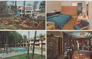 Swimming Pool, Interior Room, Dining Area, Hotel-Motel Henri IV, Quebec La Ci...