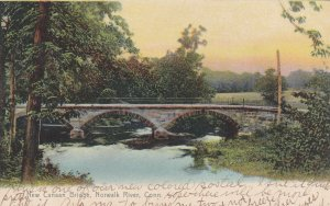 NORWALK, Connecticut, PU-1906; New Canaan Bridge