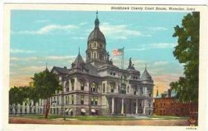 Court House, Waterloo, Iowa, 30-40s #2