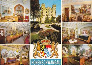 Koenigschloss Hohenschwangau Multi View