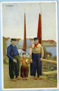 Netherlands - Volendam - Three Generations