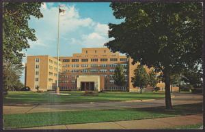 Veterans Hospital,Iron Mountain,MI Postcard BIN