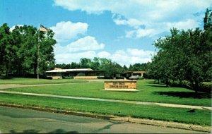 North Dakota Bismarck Governor's Home