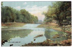 York, Pa, King's Dam