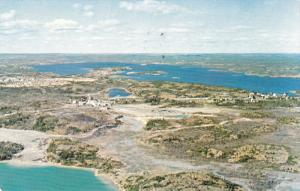 CON MINE , Great Slave Lake , YELLOWKNIFE , N.W.T. , Canada , 50-60s #3