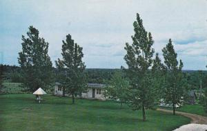 Greetings from Lazy Land Motel,  Golden Lake,  Ontario,  Canada, 40-60s