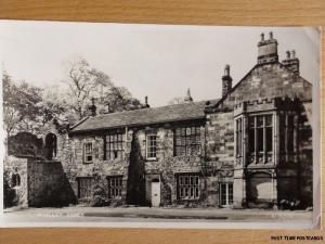 c1961 RPPC - Whalley Abbey