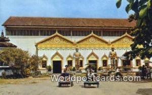 Malaya, Malaysia Penang Reclining Buddha, Pulau Tikus