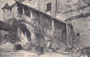 MEAUX,  Seine et Marne, France, 00-10s ; Esealier du vieux Chapitre