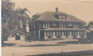 RP; HARRINGTON , Maine , 1900-10s ; Harrington House #2
