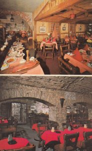 QUEBEC CITY , Canada , 1950-60s ; Restaurant La Traite Du Roy