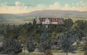 ESCONDIDO , California, 00-10s ; Hotel