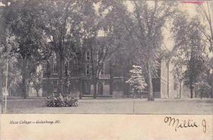 Illinois Gatesburg Knox College