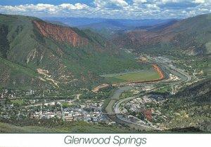 USA Postcard, Glenwood Springs, Colorado River, Colorado GH8