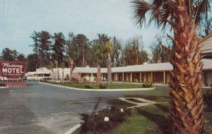 SAVANNAH , Georgia , 1950-60s ; Midway Motel