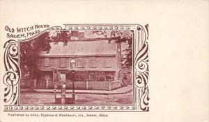 25824 MA, Salem, 1915, Old Witch House