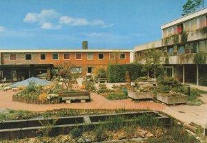 Dallau Naturheil Sanatorium Dr Dorschner Elztal German Postcard