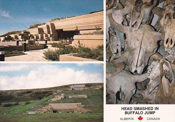 Canada Head Smashed In Buffalo Jump Alberta
