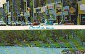 Iowa Cherokee Main Street Spring Lake Park
