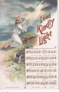 Song Card Lead Kindly Light 1908
