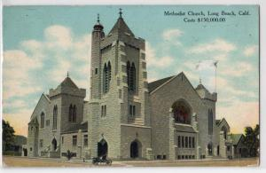Methodist Church, Long Beach CA