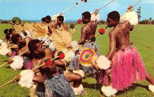 Fiji Meke Wesi, Spear Dancer  Meke Wesi, Spear Dancer