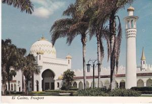 Post Card Grand Bahama Freeport  El Casino