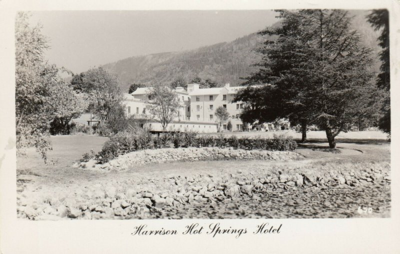 RP: Harrison Hot Springs Hotel , B.C. , 30-40s