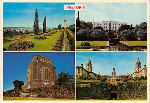 South Africa Pretoria, The Gardens Union Buildings The Prime Minister
