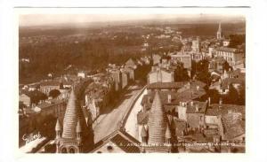 RP, Vue Sur Le Quartier St-Ausonne, Angoulême (Gironde), France, 1920-1940s