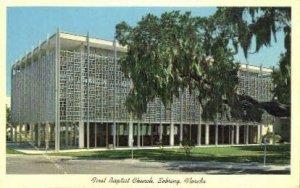 First Baptist Church - Sebring, Florida FL