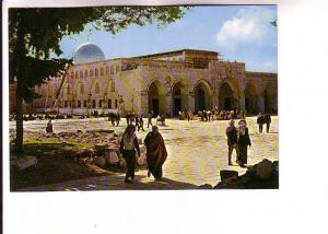 People Going to the Mosque of Aksa, Jerusalem, Palphot 8339