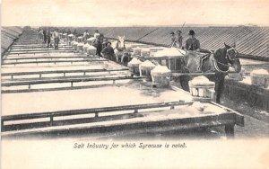 ny-syracuse Salt Industry 1906