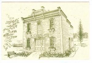 Exterior,  LL Brome,  Knowlton,  Quebec,   Canada,  40-60s