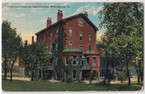 Protestant Home for Aged Couples, Wilkinsburg PA