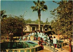 PC CPA KUWAIT, A KINDERGARTEN GROUND, Modern Postcard (B3777)