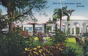Bermuda Palm Court Bermudiana Hotel