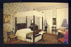 Lancaster, Pennsylvania/PA Postcard, Wheatland, James Buchanan Home, Guest Room
