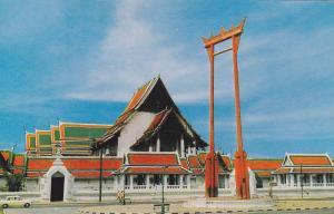 Sao Chincha, Wad Sutastephvararam, Bangkok, Thailand, 40-60´s