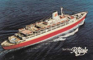 Star Ship ROYALE , Port Canaveral , Florida , 50-60s
