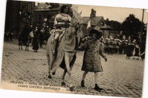 CPA ORLÉANS - Fetes du 500 Anniversaire de Jeanne d'Arc-Grand Cortege (265916)